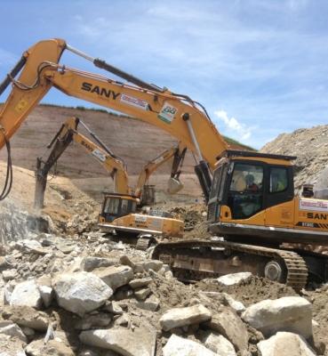 Escavadeira 35 ton. com rompedor